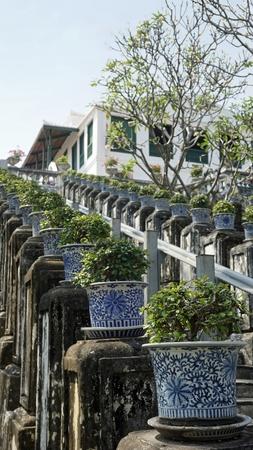 amazing phra nakon kiri tempel in thailand Standard-Bild - 120714465