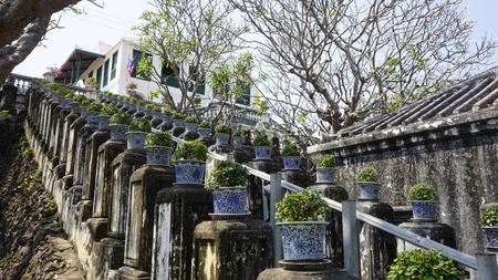 amazing phra nakon kiri tempel in thailand Standard-Bild - 120714548