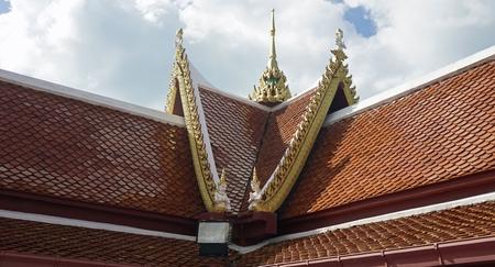 famous big buddha statue landmark in thailand Standard-Bild - 120714580