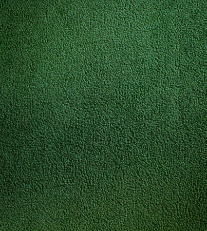 green carpet: Texture of green carpet - panoramic photo of a carpet Stock Photo
