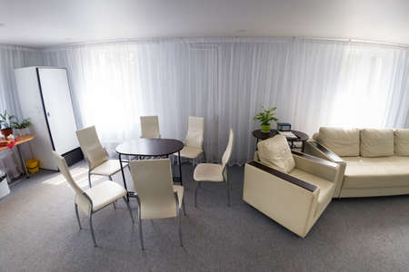 Sala da pranzo vuota in ufficio