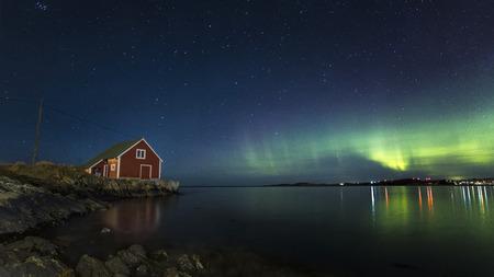 Aurora - Norwegian West Coast