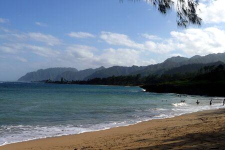 Oahu: Beach of Oahu, Hawaii