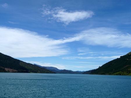 marlborough: New Zealands landscape while a cruise at Marlborough Sounds