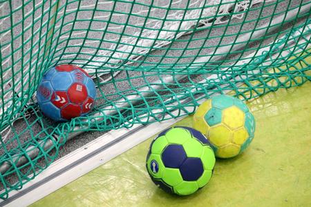handbal Stockfoto
