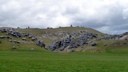 landscape of new zealands south