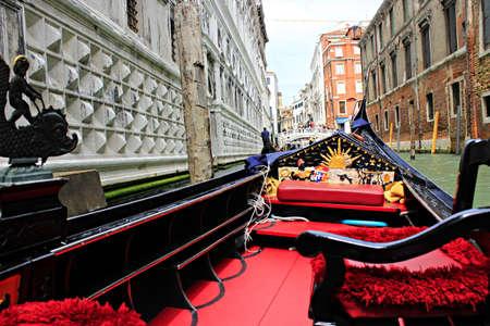 venice: venice gondola italy