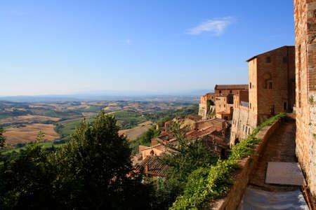 valdorcia: Tuscany Village