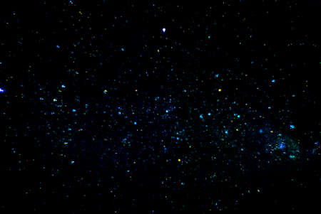 gaseous: Night sky with stars