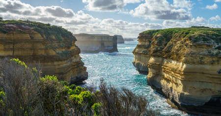 famous mutton bird island, great ocean road in victoria, australia Stockfoto