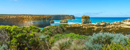 the razorback, port campbell national park, great ocean road, victoria, australia