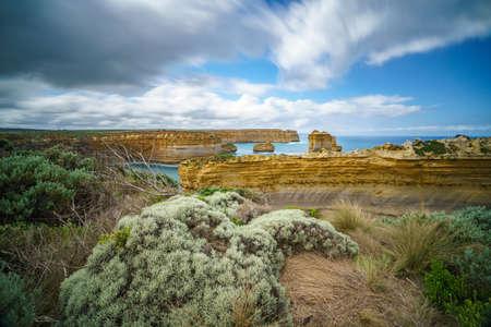 famous razorback, great ocean road in victoria, australia