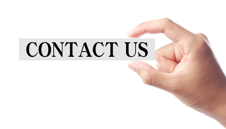 us: Business conceptual image which is about the topic of contact us.