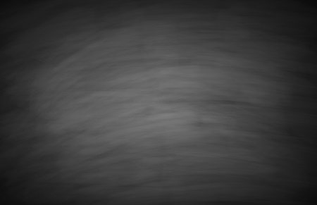 Blank blackboard for background image. Used feel. photo
