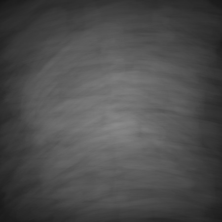 Blank blackboard with chalk traces for background image. photo