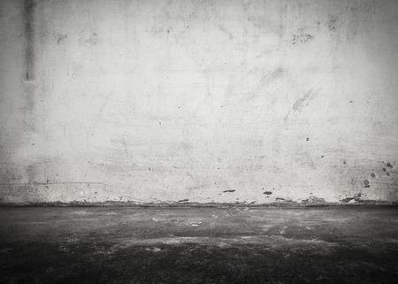 抽象的な古い汚いコンクリート壁テクスチャ背景。