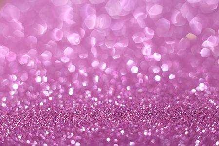 pink glitter texture valentines day background. Banque d'images