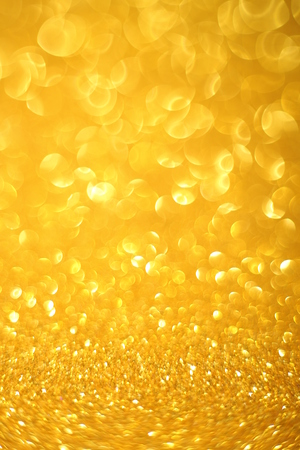 garish: Bokeh glitter abstract background wallpaper for wedding and Christmas festival design.