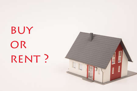 property: buy or rent property