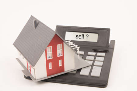 sell: sell property Stock Photo