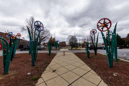 Foundry plaza in york pennsylvania