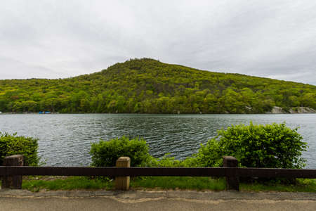 Hessian Lake in Bear Mountain