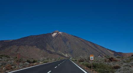 Mount teide national park Stock Photo - 13245628