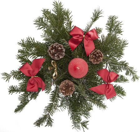 public celebratory event: Christmas ornament