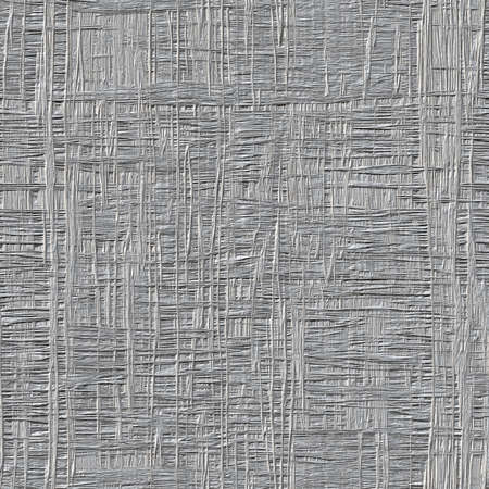 fibrous: Seamless gray wall texture or background. Decorative plaster.