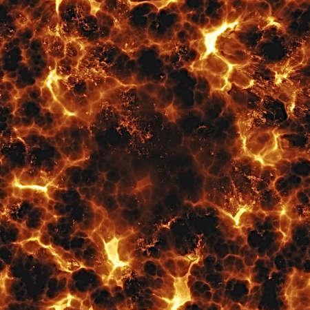 detonation: Seamless fire background.