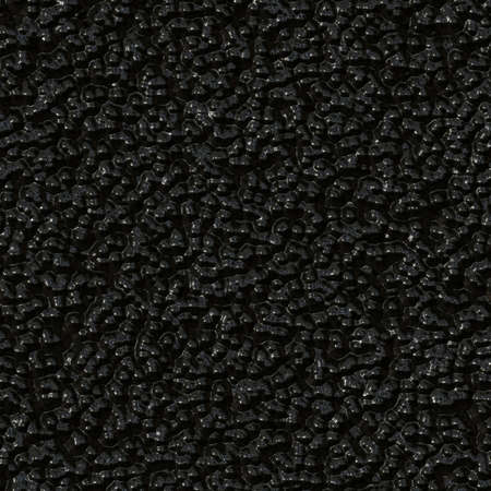 naphtha: Abstract black background. Seamless bubble texture. Stock Photo
