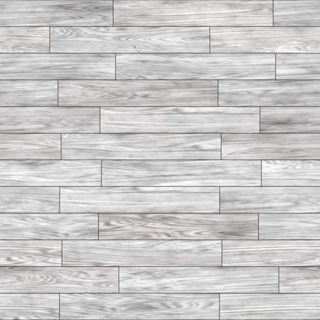 Gray Wooden Floor Seamless Laminate Pattern Stock Photo