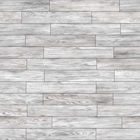 Textuur van het parket. Grijze houten vloer. Naadloze laminaat patroon.