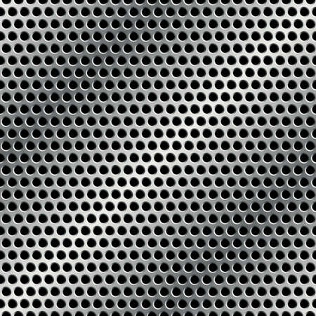 grid pattern: Seamless metal grid pattern.