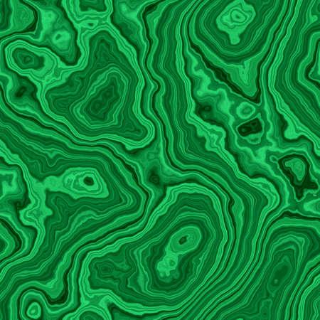 Seamless texture malachite. Stock Photo - 52211222