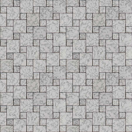Seamless texture of paving stones. Gray tile background. A high resolution. Seamless texture of gray tiles. Pattern background.