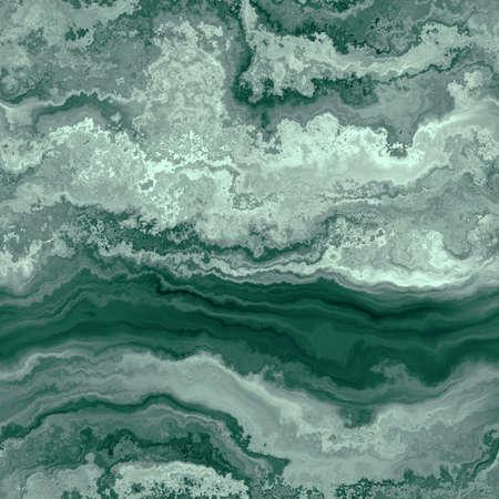 Nahtlose Achat Oberfläche. Der Schnitt Mineral. Schöne Textur grünen Stein. Malachit-Oberfläche.