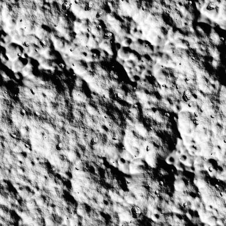 surface: Moon surface. Seamless texture surface of the lunar craters.