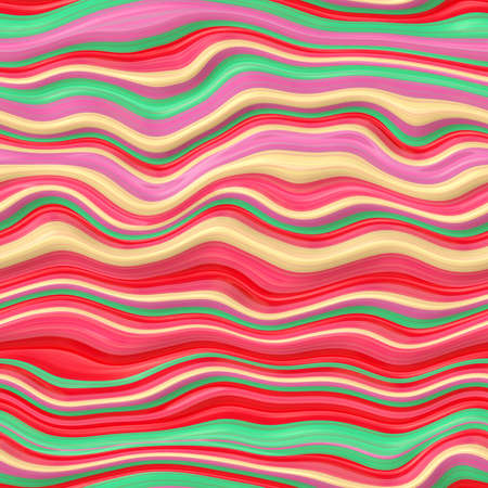 Candy background. Seamless candy wave. Colorful background or texture. Reklamní fotografie - 67880017