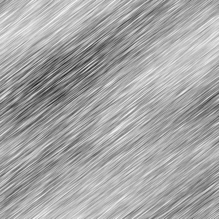 Brushed metal texture. Stainless steel texture. Seamless background. Stock Photo