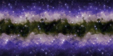 Milky way. Night sky background. Space illustration.