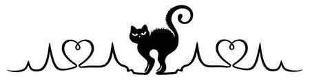 Herzschlag, Liebe zu Katzen