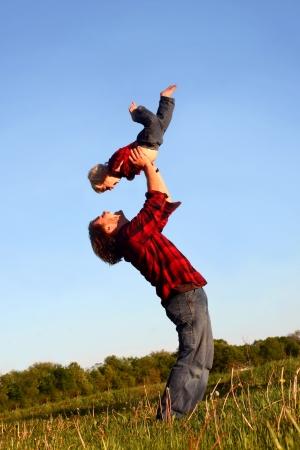 pessoas: Pai de eleva