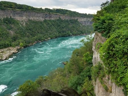 Niagara River Stock fotó