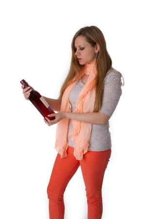 Wine selection photo