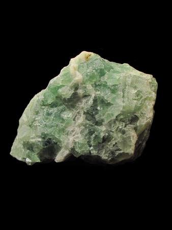fluorine: Fluorine or fluorite Stock Photo