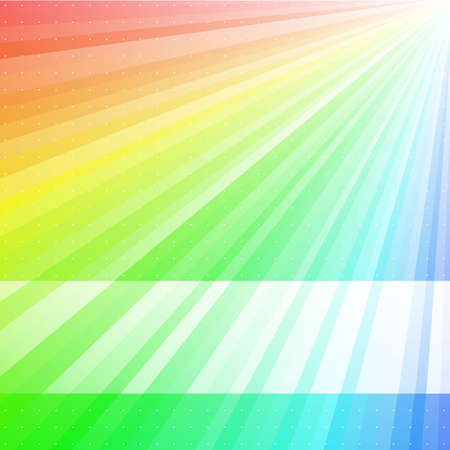 Rainbow coloured background. Available in jpeg and eps8 formats. Stock Vector - 5548778