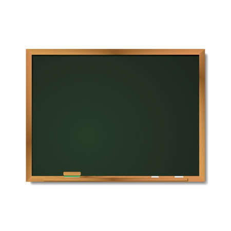 Image of a blank blackboard available in both jpeg and eps8 format