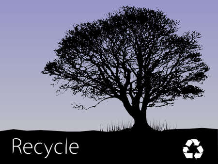 Recycling design. Available in jpeg and eps8 formats.