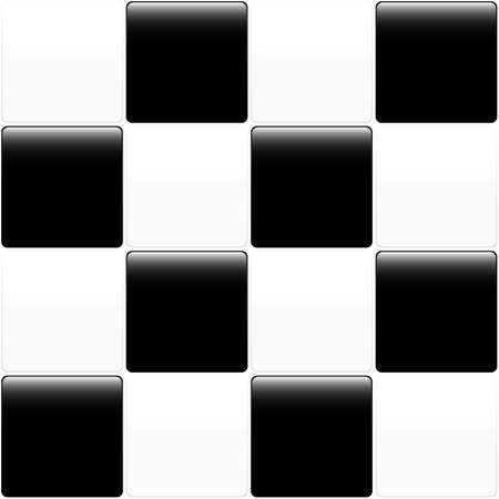 Black and white tile design for use as a background. Available in jpeg and eps8 format.